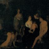 1670年頃手紙を書く婦人と召使い拡大2 45 8.9x.jpg