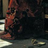 1670年頃手紙を書く婦人と召使い拡大3 45 8.9x.jpg
