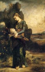 1865年ギュスターヴ・モロー「オルフェウス」70.jpg