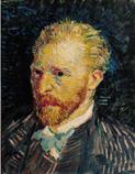 1887年フィンセント・ファン・ゴッホ「自画像」45 .jpg