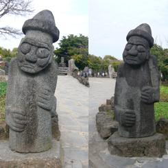 74済州民俗村トルハルバン*70.jpg
