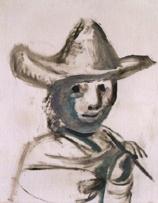 サントリー 1972年若い画家 油彩.  P 45.jpg
