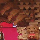 新井熊野神社 2尺3寸 あうんの獅子と龍 45 P1080587.jpg