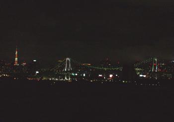 P1080004レインボーブリッジ&東京タワー*70 8.9x12.7.jpg