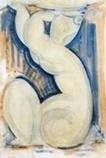 Ⅱカリアティッド 1914年 ジョエル・D・ホニッグバーグ夫妻蔵*45 8.9x.jpg